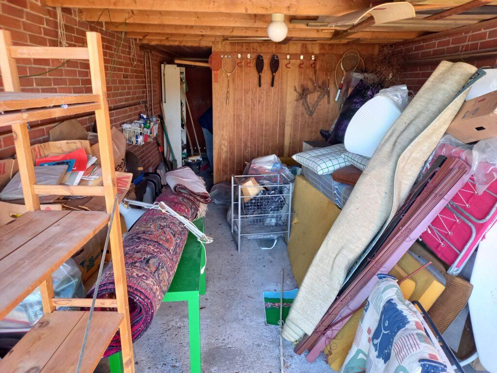 Rydning af garage og dødsbo
